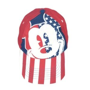 Disney's All-American Resort Mickey Baseball Cap